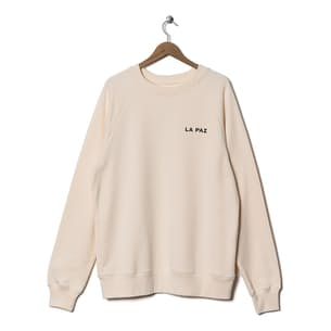 Print Sweatshirt Globe