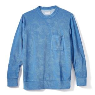 Terry Fleece Loose Pullover