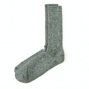 Recycled Cotton Camp Socks