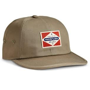 Posse Badge Strapback Hat