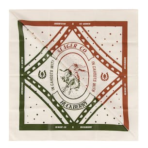 Seager x Huckberry Rodeo Bandana 2-pack