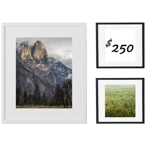 Simply Framed $250 Framing Service | Huckberry