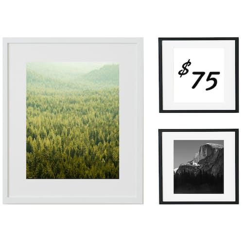 Simply Framed $75 Framing Service | Huckberry