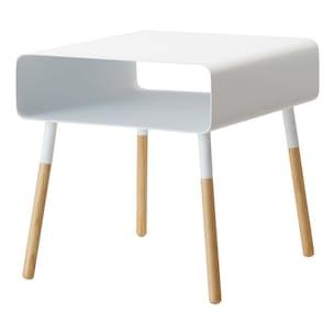 Short Storage Side Table