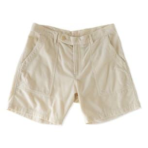 Pincord Camp Shorts