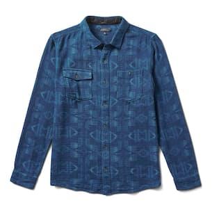 Fes Indigo Dyed Shirt