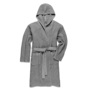 Hooded Waffle Robe
