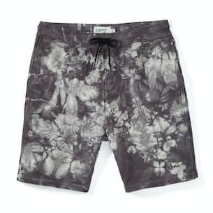 Vintage Wash Fleece Shorts