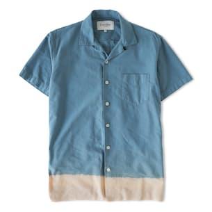 Hand Painted Selvedge Shirt