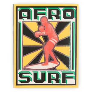 Afro Surf Coffee Table Book