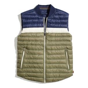 Vail Reversible Puffer Vest
