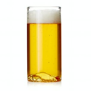 Half Dome Beer Glass - Set of 2