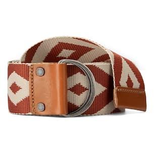 Woven Belt + Bag