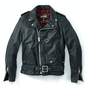Vintaged Fitted Cowhide Leather Motorcycle Jacket
