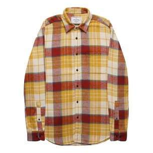 Happy Check Flannel Shirt