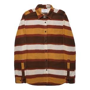 Terracota Flannel Shirt