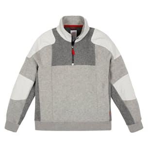 Global 1/4 Zip Sweater