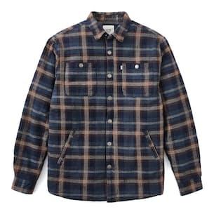 Harold Sherpa Shirt Jacket