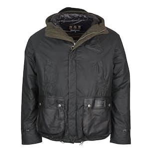 Barbour Soay Wax Jacket