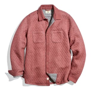 Corbet Quilted Overshirt