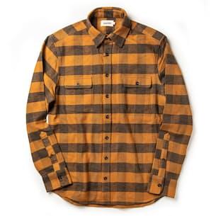 The Yosemite Buffalo Check Shirt