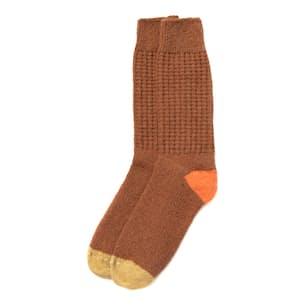 Cotton Waffle Knit