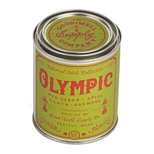 Olympic National Park Candle