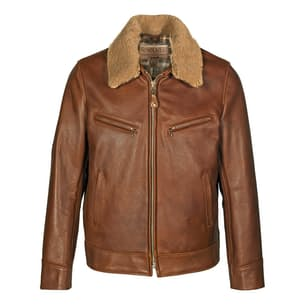 Antique Cowhide Rancher Jacket