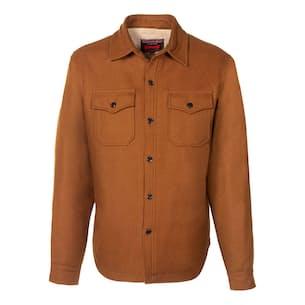 Sherpa Lined CPO Shirt Jacket