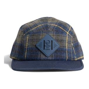 Flannel 5-Panel Hat