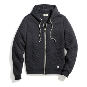 Corbet Quilted Hoodie