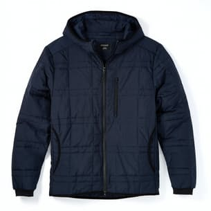 Moonweight Hooded Jacket