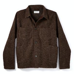 Lumber Wool Jacket