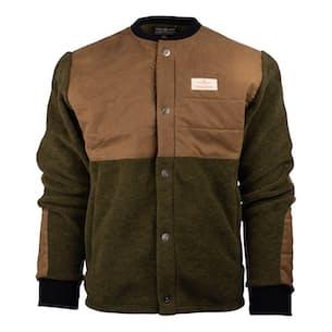 Field Fleece Wool Jacket