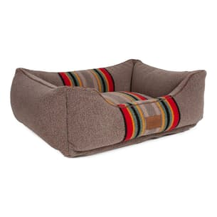 Vintage Camp Kuddler Dog Bed - Medium