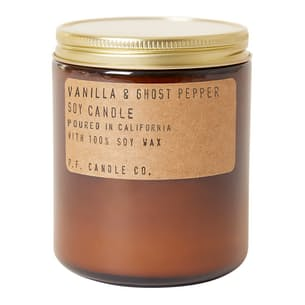 Vanilla & Ghost Pepper Candle