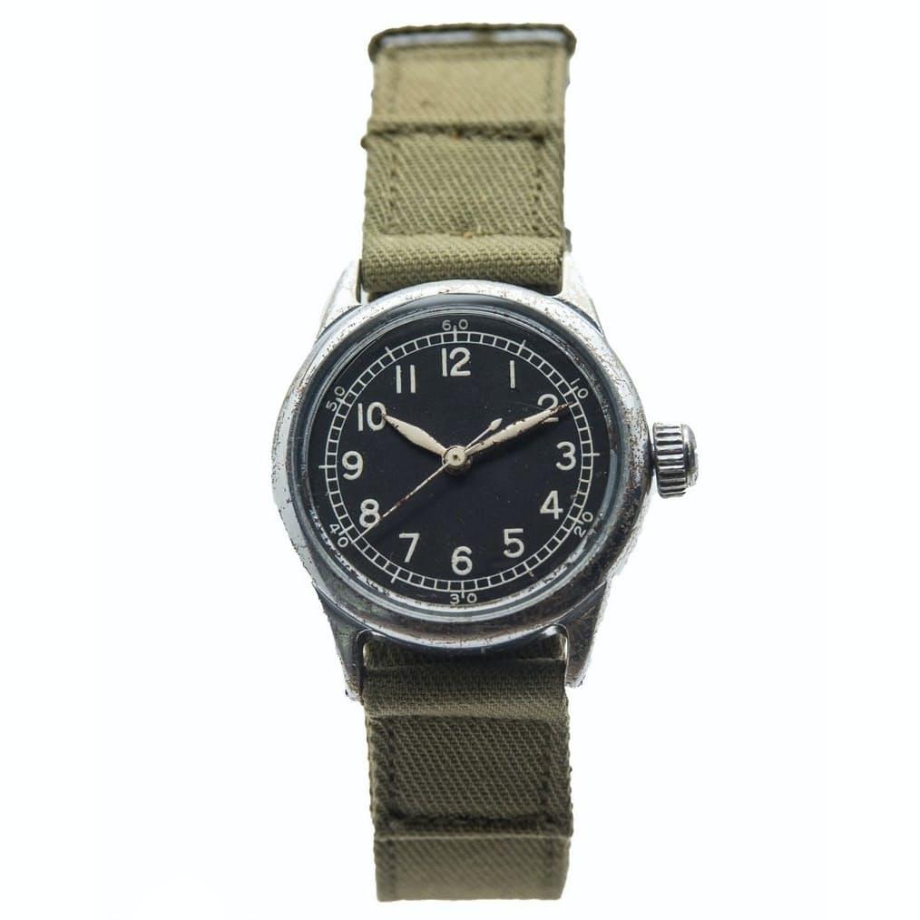 M9l5bvcutr bulova a 11 us military wristwatch 0 original