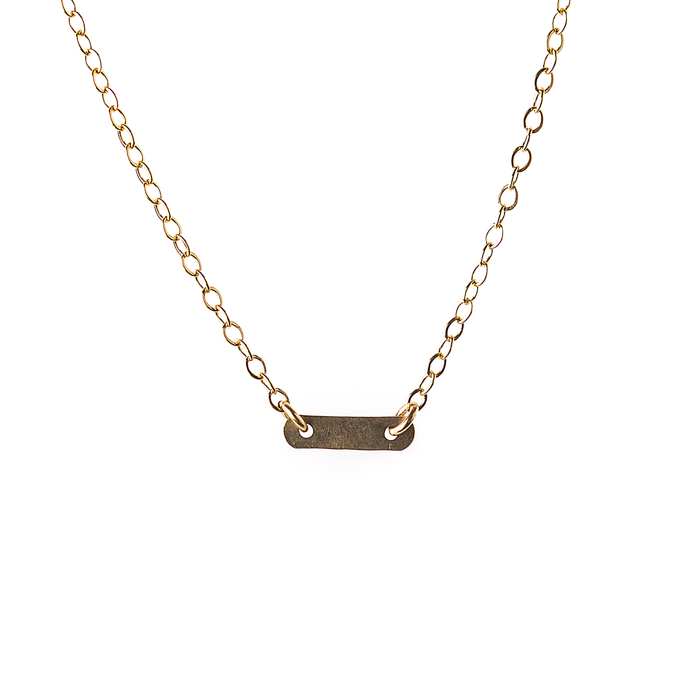 everyday her simple pendant gift iwid il layering p bar necklace vertical fullxfull dainty gold for