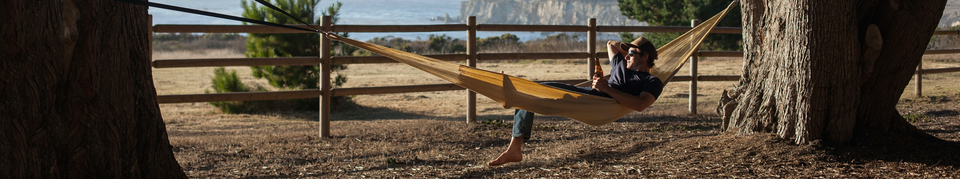 big sur hammock 5 lifestyle shop yellow leaf hammocks   huckberry  rh   huckberry