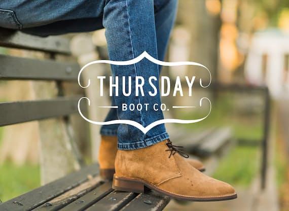 Shop Thursday Boot Company Huckberry