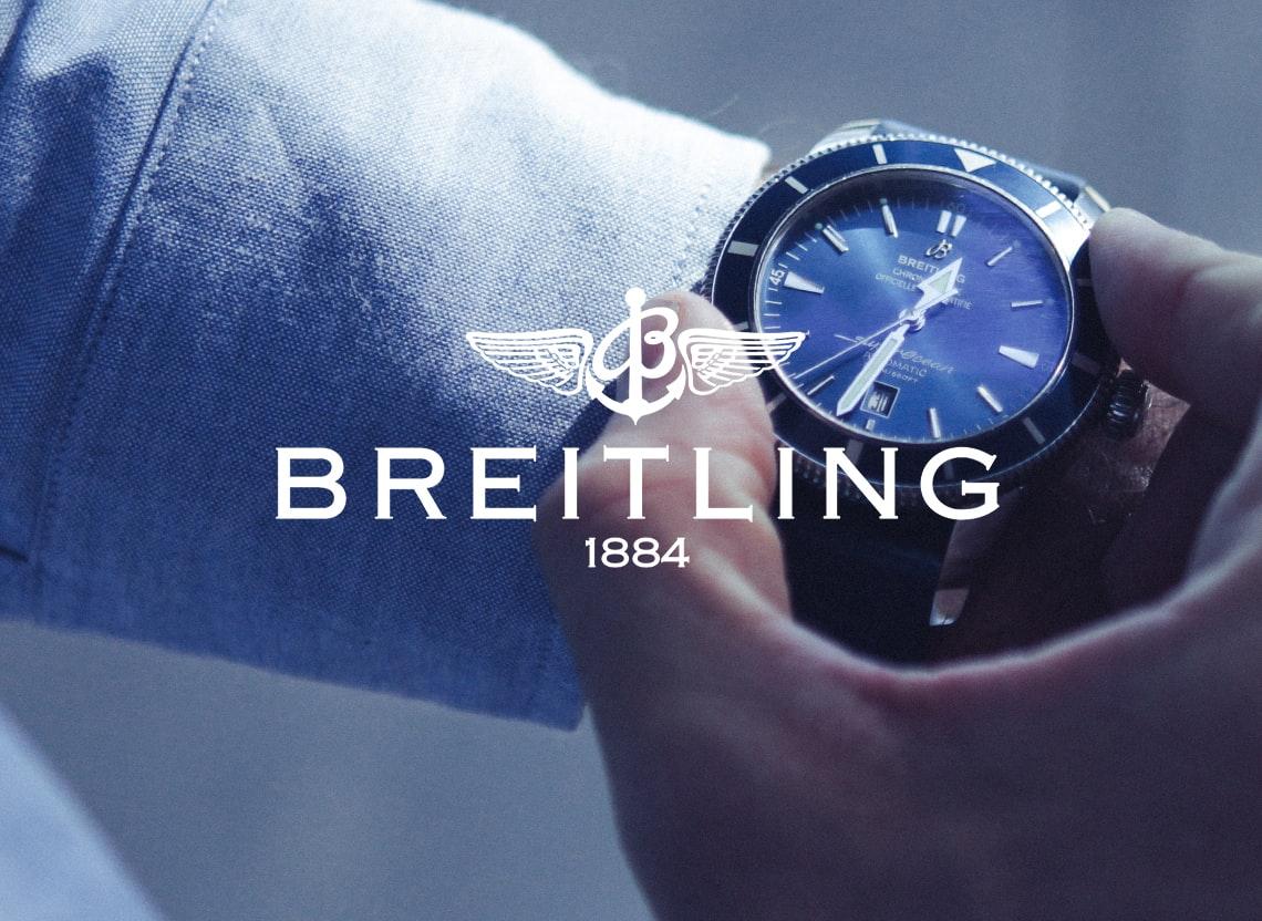 Breitling hero