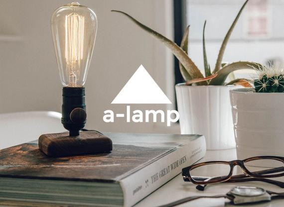 A lamp hero