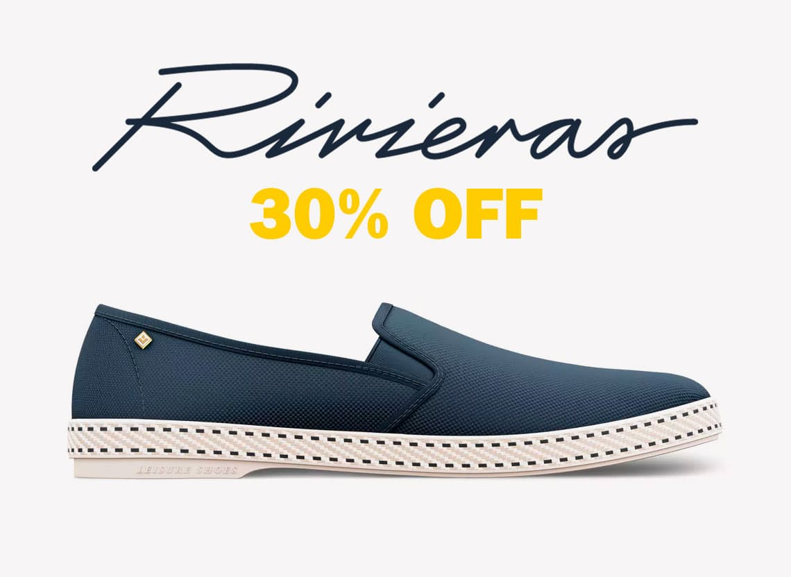 Rivieras sale hero copy