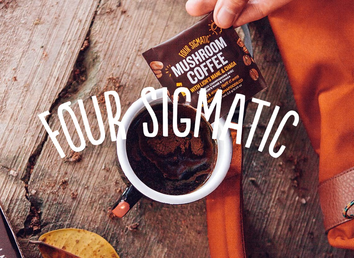 Foursigmatic hero 1801