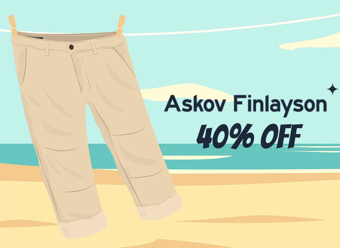 Summer sale hero askov