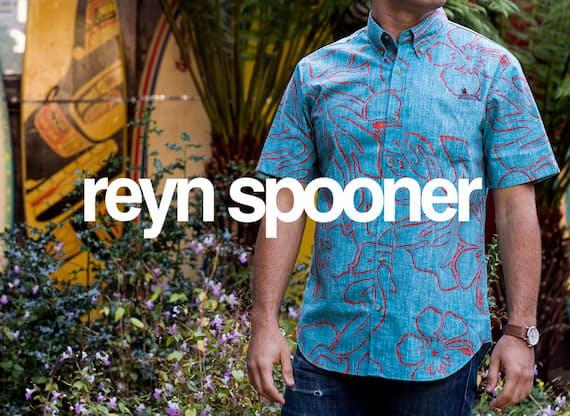 9a7e79a06 Shop Men's Reyn Spooner | Huckberry