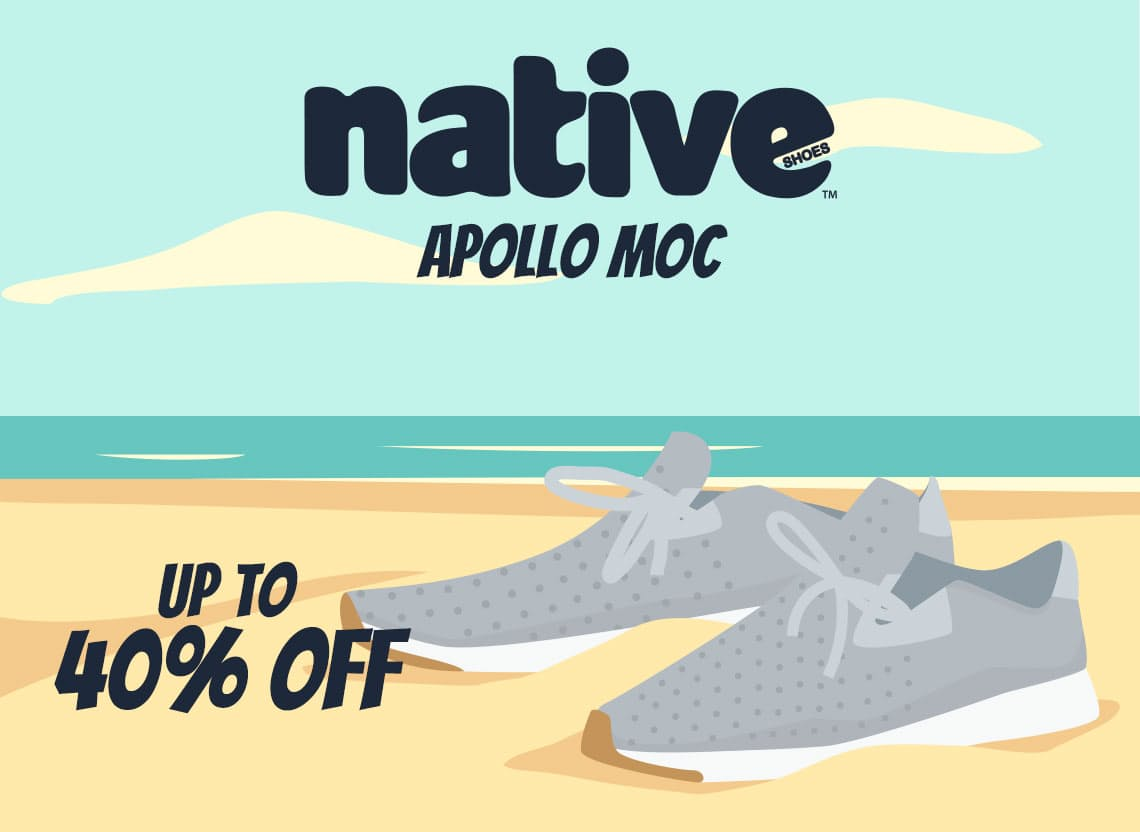 Summer sale hero native