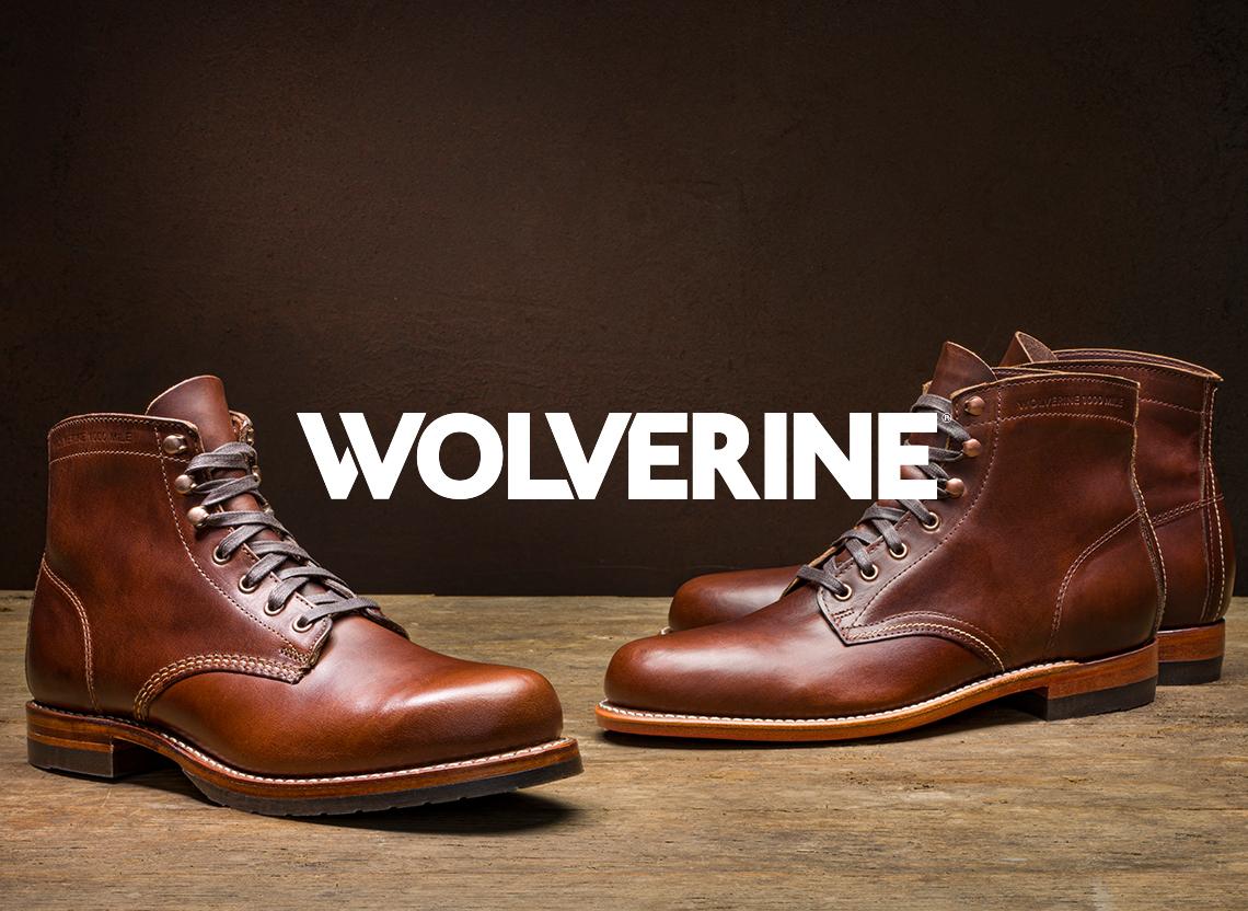 Shop Wolverine Boots   Huckberry
