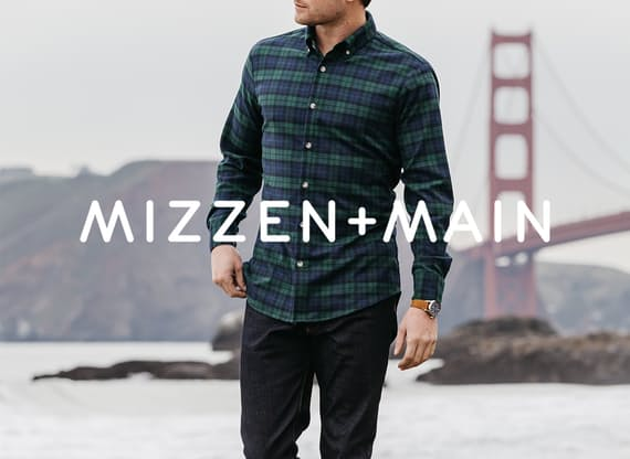 Shop Men S Mizzen Main Huckberry