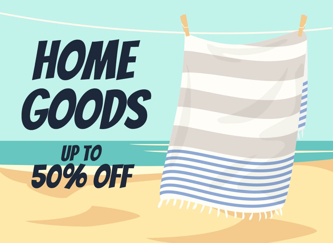 Summer sale hero home